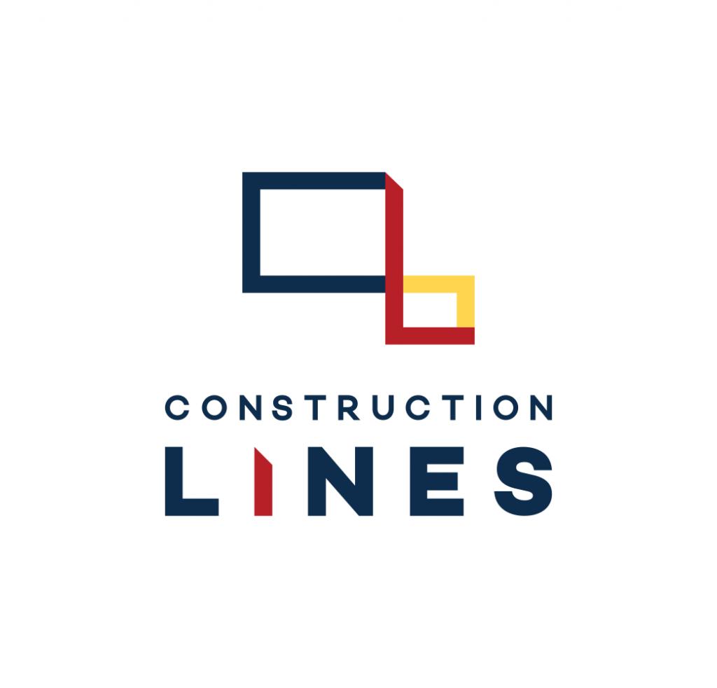 Construction Lines Logo